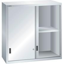 LISTA Aufsatzschrank mit Schiebetüren 54x27E, (BxTxH) 1023x572x1000mm