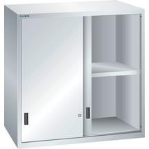 LISTA Aufsatzschrank mit Schiebetüren 54x36E, (BxTxH) 1023x725x1000mm