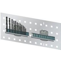 LISTA Bohrer- / Sechskantschlüsselhalter für 14 Teile