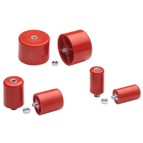 LISTA Fräserhalter, Durchmesser 13-50mm, 5 Stück