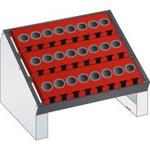 LISTA NC-Tischständer 36x27E, (BxTxH) 588x413x345mm