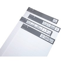 LISTA-Script Etiketten, Universalpaket
