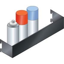 LISTA Spraydosenhalter, (BxTxH) 380x74x70mm