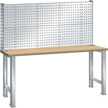 LISTA Universeller Aufbau für Arbeitstische und Werkbänke, Höhe 700mm