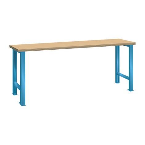 LISTA Werkbanktisch, HxBxT 840 x 1.500 x 750 mm, TK 600 kg