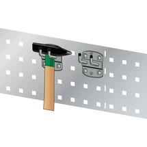 LISTA Werkzeughalter senkrecht doppelt, 5 Stück