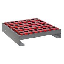 LISTA Werkzeughalter-Set 36x36E, (BxTxH) 588x596x82-162mm