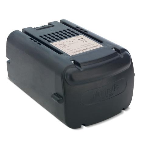 Lithium-Ionen-Akku für Batterie Rucksacksauger Numatic