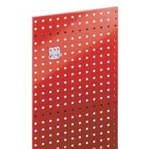 Lochplatte, HxB 450 x 2.000 mm