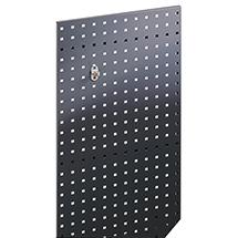 Lochplatte, HxB 450x1500mm