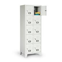 Locker, 1800x615x500, poten, breedte 300 mm
