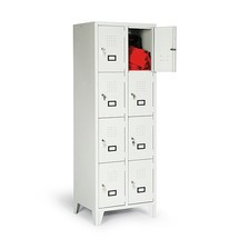 Locker, 1800x615x500, poten, breedte 300 mm
