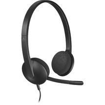 Logitech® USB Headset H340