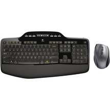 Logitech Wireless Maus-Tastatur-Set MK710