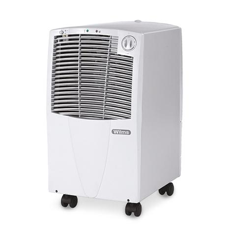 Luftentfeuchter Wilms ® Komfort. Für Raumgröße bis 100 m³