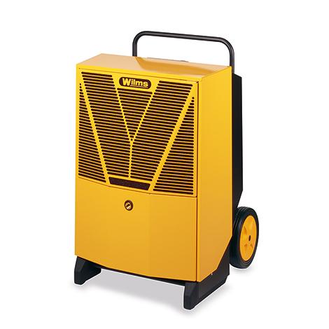 Luftentfeuchter Wilms ® Profi. Für Raumgröße bis 700 m³