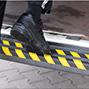 m2-Antirutschbelag™ Verformbar. Ganze Rolle, Breite bis 150mm