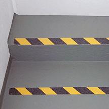 m2-Antirutschbelag™ Warnmarkierung. Einzelstücke