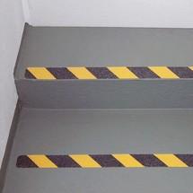 m2-antisliplaag™ waarschuwingsmarkering. Hele rol