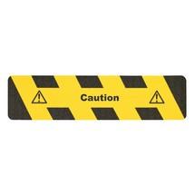 m2-antisliplaag™ waarschuwingsmarkering met tekst