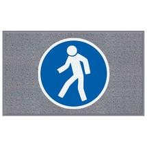 m2-logomat, voor voetgangers, 900x1500mm
