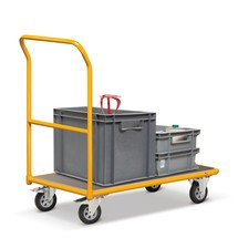 Magazijnwagen Ameise ®. Capaciteit 250 kg