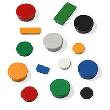Magnete Ø 13 mm, VE = 20 Stück
