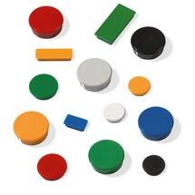 Magneten Ø 13 mm, VE = 20 stuks