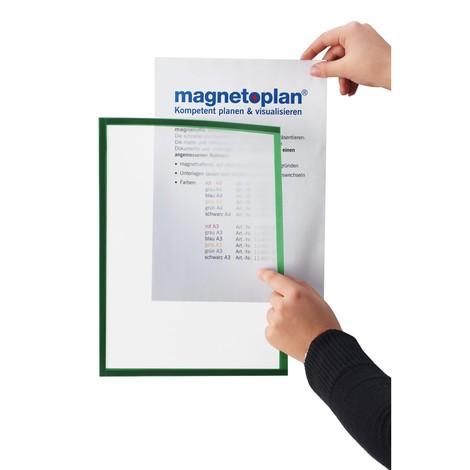 Magnetische Sichtfenster magnetofix