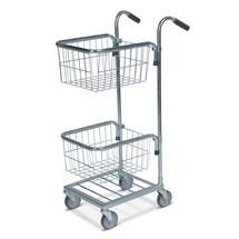 Malý přepravní vozík