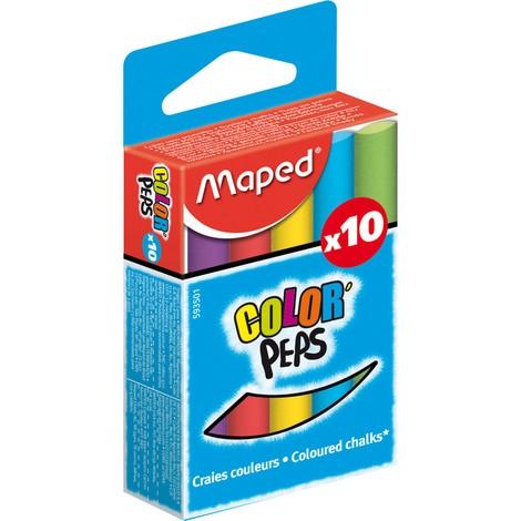 Maped® Kreide farbig