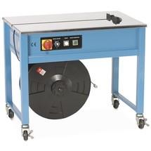 Máquina de cintagem semiautomática BASIC, transportável