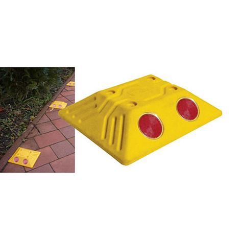 Markierungsnagel, 125x150x32mm, gelb