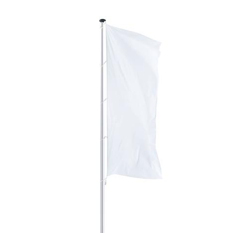 Mât pour drapeau Tornado, avec fixation au sol