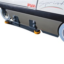 Mechanische Türverriegelung für Multifunktionslift Drive