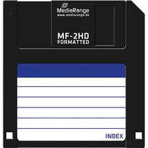 MediaRange Disketten MF-2HD 3,5