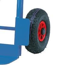 Meerprijs voor optionele pechbestendige banden voor steekwagen Premium fetra®