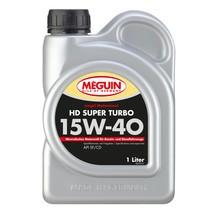 MEGUIN megol Motorenoel HD Super Turbo SAE 15W-40