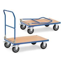 Mehrpreis für klappbarer Schiebebügel für Plattformwagen fetra®