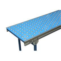 mesa de rodillos de bola perfil en U