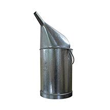 Messkanne WMK 10000, 10,0 l, Stahlblech, verzinkt