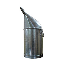 Messkanne WMK 20000, 20,0 l, Stahlblech, verzinkt