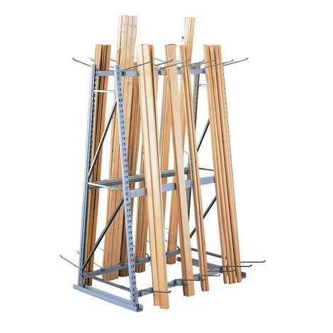 META vertical rack, double-sided, add-on unit