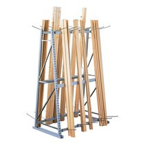 META vertical rack, double-sided, base unit