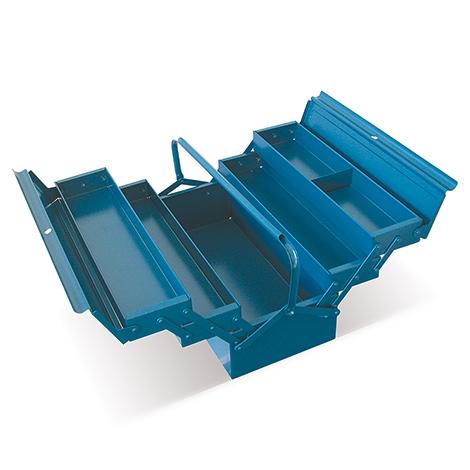 Metall-Werkzeugkasten
