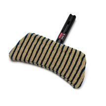 Mikrofiberskrubber Cover til fleksible holdere