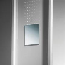 Miroir pour armoire-penderie