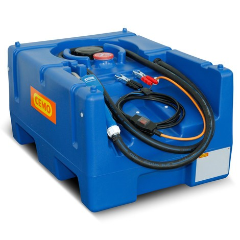 Mobiel AdBlue®-tanksysteem CEMO