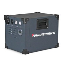 Mobil Powerbox Jungheinrich, med lithium-ion-batteri