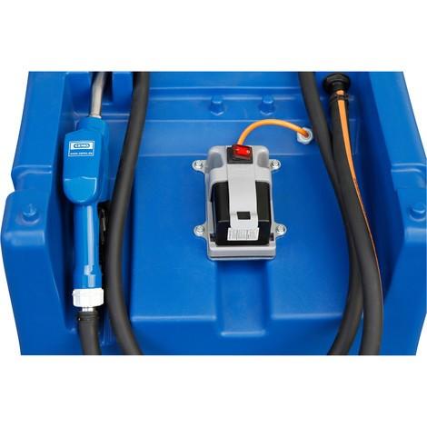 Mobile Akku-AdBlue®-Tankanlage CEMO